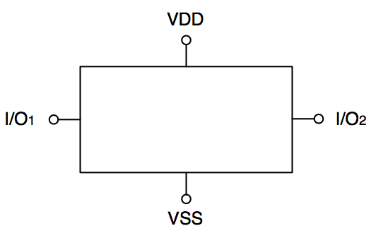 esd_single_power_domain_chip